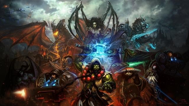 Artık Overwatch, World of Warcraft ve Starcraft 2 İçin Facebook'ta Canlı Yayın Yapabileceğiz