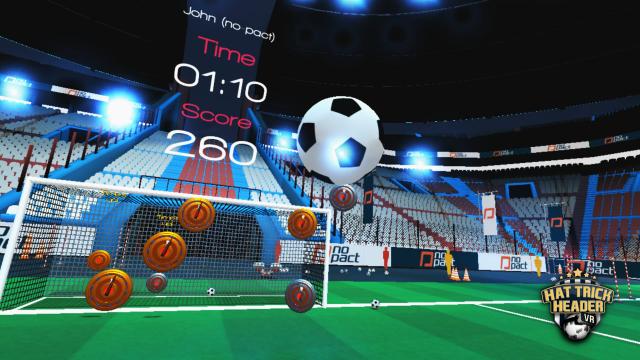 Asın Bayrakları! İlk Türk Yapımı Sanal Gerçeklik Futbol Oyunu Steam'de Desteklerinizi Bekliyor!