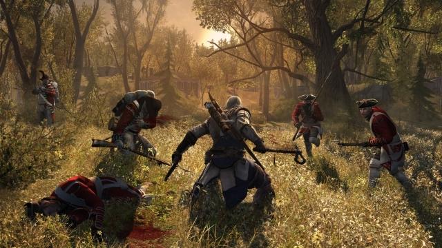 Assassin's Creed 3 Ücretsiz Oldu!