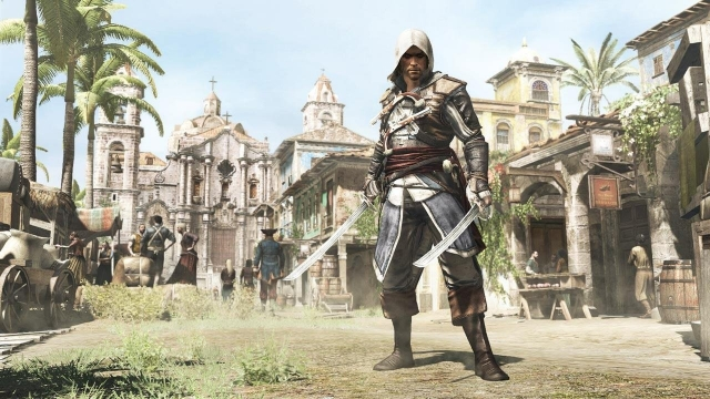 Assassin's Creed 4 Xbox 720'ye de Gelecek