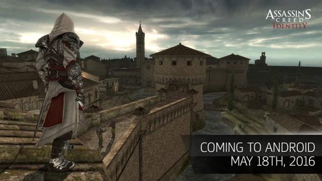 Assassin's Creed Identity Android Çıkış Tarihi Belli Oldu!