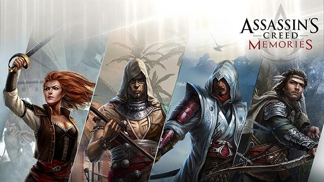 Assassin's Creed Memories iOS İçin Çıkış Yaptı!