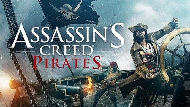 Assassin's Creed Pirates Çıktı!