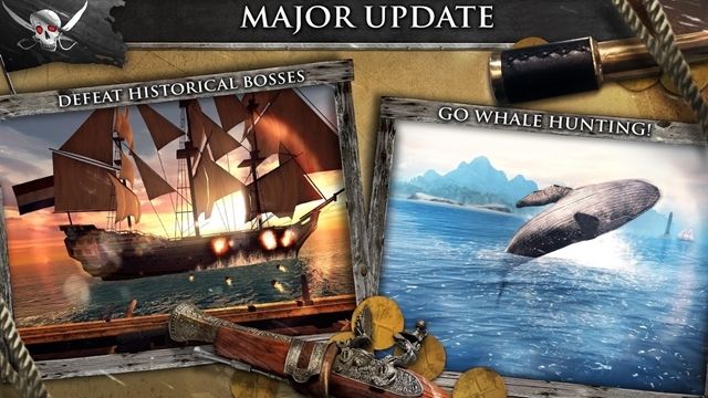 Assassin's Creed Pirates için Büyük Bir Güncelleme Yayınlandı