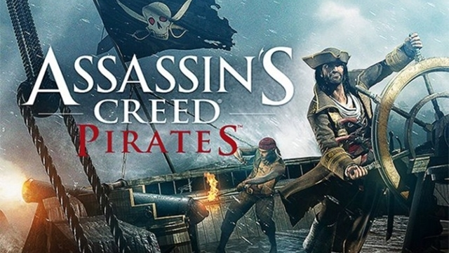 Assassin's Creed Pirates iOS için Ücretsiz!