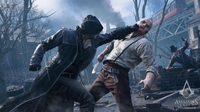 Assassin's Creed Syndicate Çıktı ve Bu Sefer İşler Tıkırında