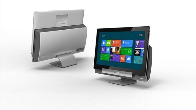 Asus Transformer AIO: Hem Windows Hem Android Bir Arada - CES 2013