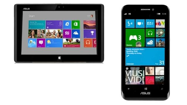 Asus Windows Phone 8'e Sıcak Bakıyor