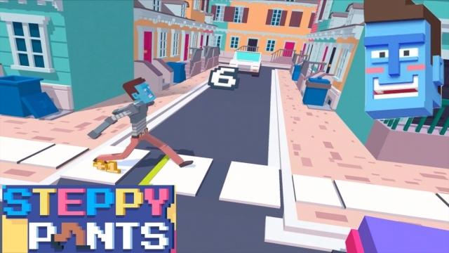 Bağımlılık Yapan Beceri Oyunu Steppy Pants'in Android Versiyonu Çıktı!