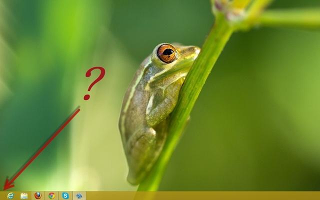 Windows 9'da Başlat Menüsü Olmayabilir