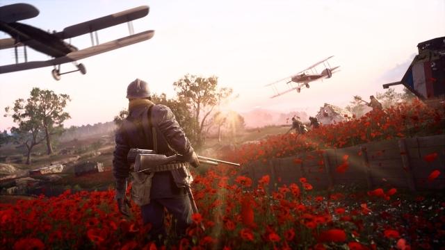 Battlefield 1 Bu Hafta Sonu Ücretsiz Oynanabilecek