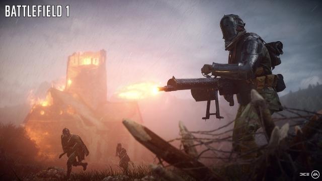 Battlefield 1'i Ücretsiz Oynayabileceğimiz Açık Beta Tarihi Belli Oldu