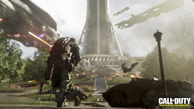 Battlefield Geliştiricileri Yeni Call of Duty'i Yerden Yere Vurdu!