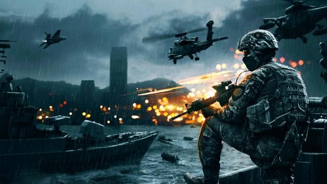 Battlefield'ın Televizyon Dizisi Çekilecek!