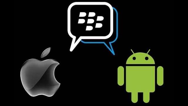 BBM Android ve iOS Versiyonları İlk Günde 10 Milyon Kere İndirildi