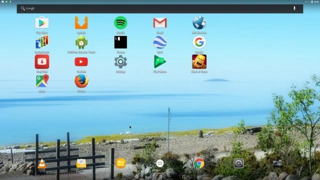 Bilgisayarda Android 7.1.1 Çalıştıran AndEX Project Çıktı!