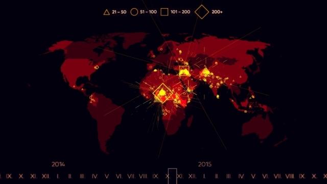 Bilim Adamları Terör Saldırılarını Tahmin Edebilecek Bir Algoritma Geliştiriyor