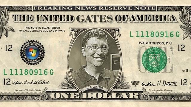 Bill Gates Dünyanın En Zengini Olmakta İnatçı