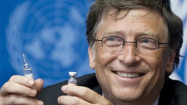 Bill Gates Şimdi de AIDS'e Savaş Açtı