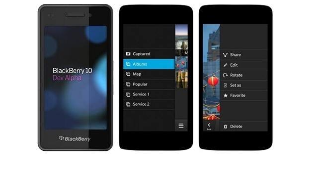 BlackBerry 10 L Avea İle Türkiye'ye Gelecek