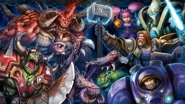 Blizzard'ın İlk Oyunlarını Bedava İndirin!
