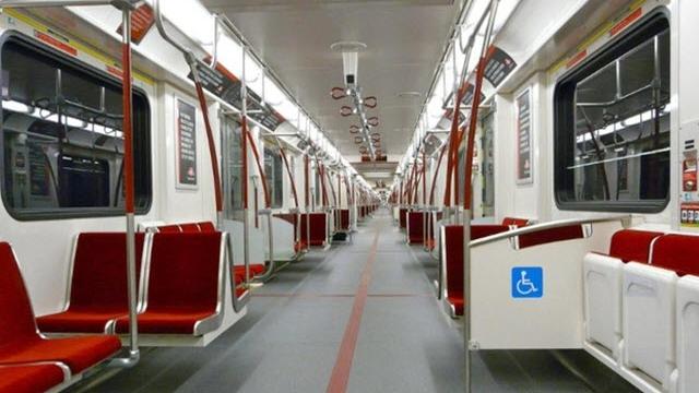 Bu Şehir WiFi Bağlantısına ve USB Şarj Yuvalarına Sahip Metrolara Geçiyor