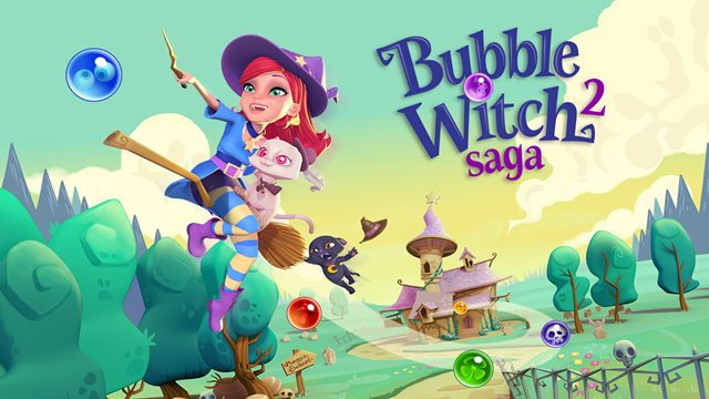 Haftanın Android Oyunu: Bubble Witch Saga 2
