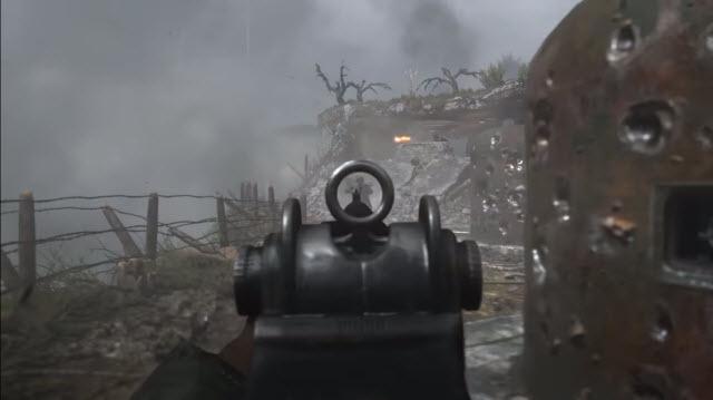 Call of Duty WWII'nin İlk Oynanış Videosu Yayınlandı!