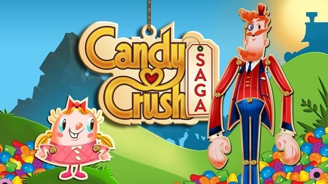 Candy Crush Saga'ya Yüzlerce Yeni Bölüm Eklendi