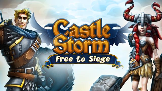 Haftanın Android Oyunu: CastleStorm