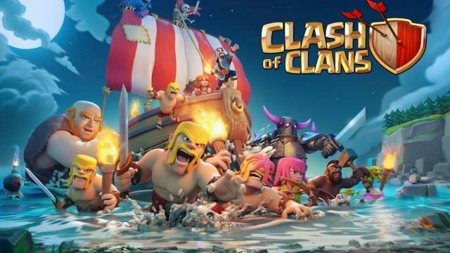 Clash of Clans 5. Yaşını Sürprizlerle Kutluyor