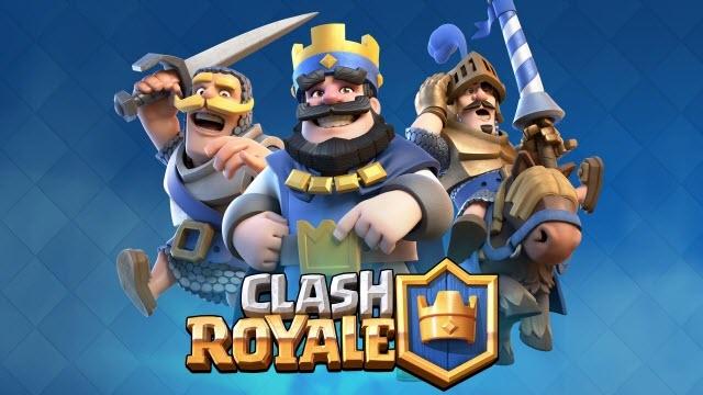 Clash Royale Dünya Çapında Çıkış Yaptı! Hemen İndirin!