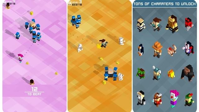 Haftanın Android Oyunu: Cops and Robbers!
