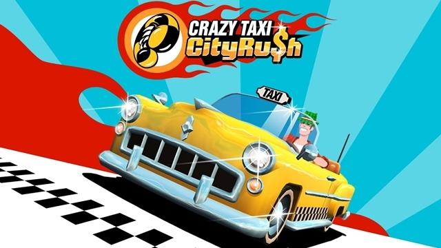 Crazy Taxi: City Rush Android Versiyonu Çıktı!