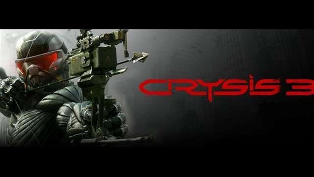 Crytek'in Crysis 3 İçin Büyük Planları Var