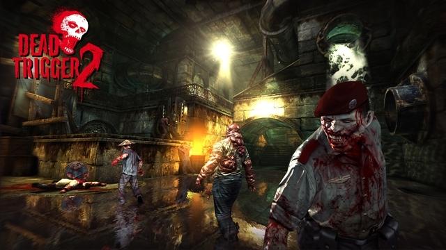 Dead Trigger 2 İçin Yeni Güncelleme Yayınlandı