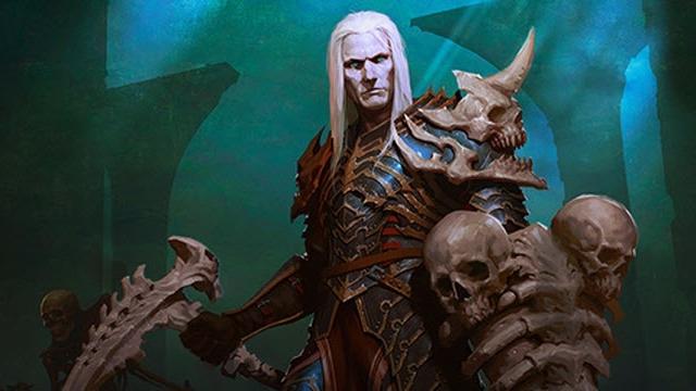 Diablo 3'ün Necromancer DLC'sinin Çıkış Tarihi ve Fiyatı Belli Oldu!