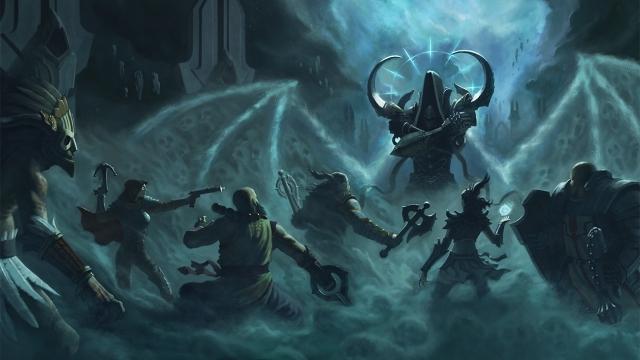 Diablo 4 Blizzcon 2016'da Tanıtılabilir
