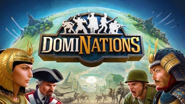 DomiNations ile Savaş Heyacanı Mobil Cihazlarımızda!