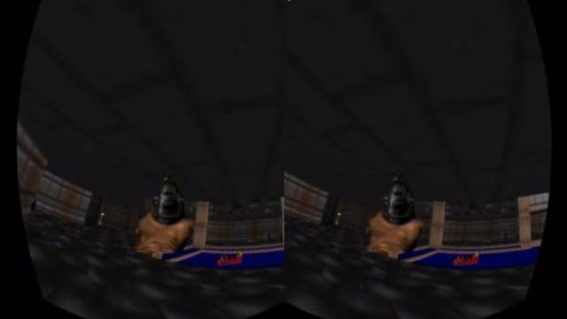 Doom ve Doom 2 Efsaneleri Artık Oculus Rift'te Sanal Gerçeklik ile Oynanabiliyor!