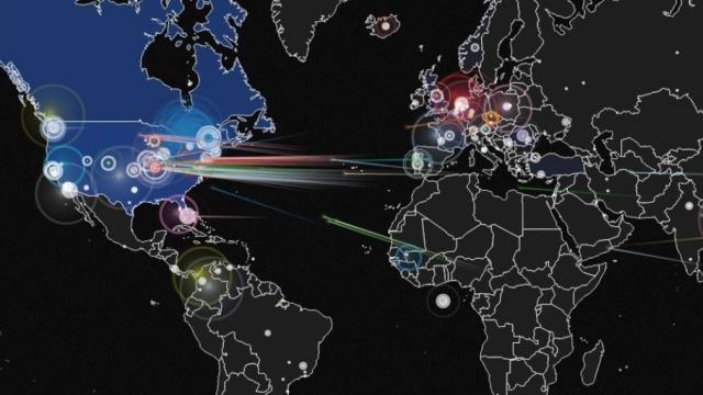 Dünya Siber Saldırı Rekoru Kırıldı!