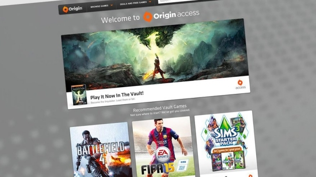 EA Oyunların Netflix'i Origin Access ile Steam'i Tahtından Edebilir