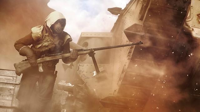 Electronic Arts Yeni Battlefield 1 Fragmanını Bu Kısa Videoyla Duyurdu