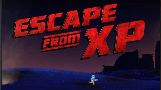 Microsoft'tan Windows XP'den Kaçış Oyunu!