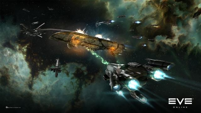 EVE Online Artık Ücretsiz Oynanabiliyor
