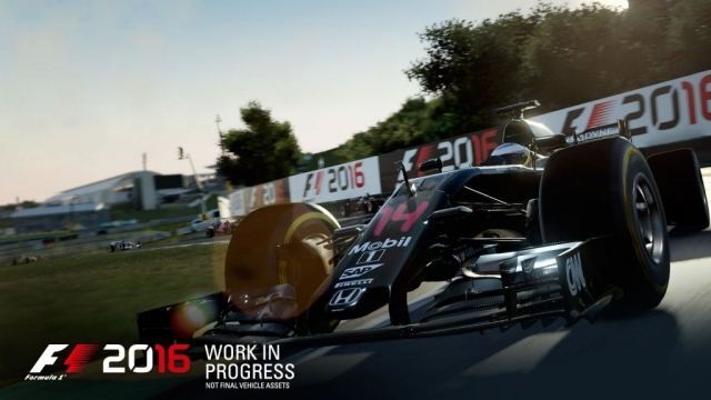F1 2016 Çıkış Tarihi Belli Oldu!