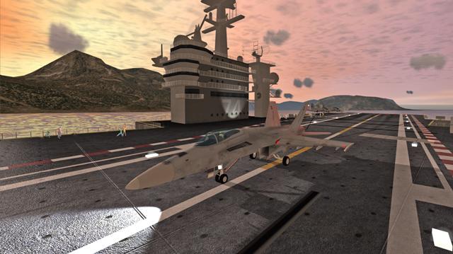 Haftanın iOS Oyunu: F18 Carrier Landing 2