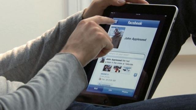Facebook Messenger Artık iPad ile Uyumlu