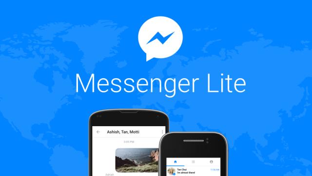 Facebook Messenger Lite Türkiye'de Kullanıma Açıldı