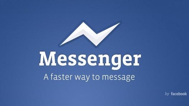 Facebook Messenger Windows Phone Versiyonu Çıktı
